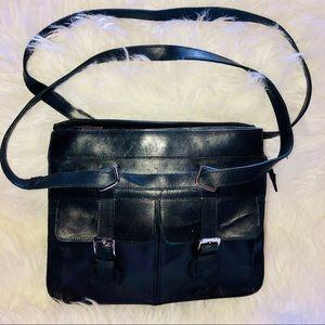Sportmax leather bag